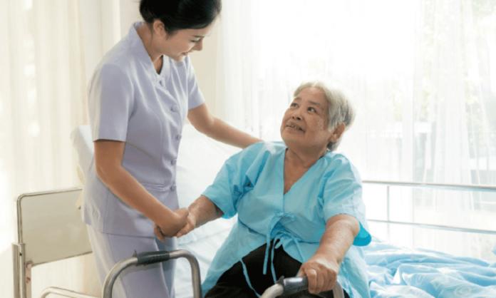 perawat jompo hongkong